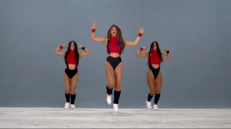 Shakira y Black Eyed Peas