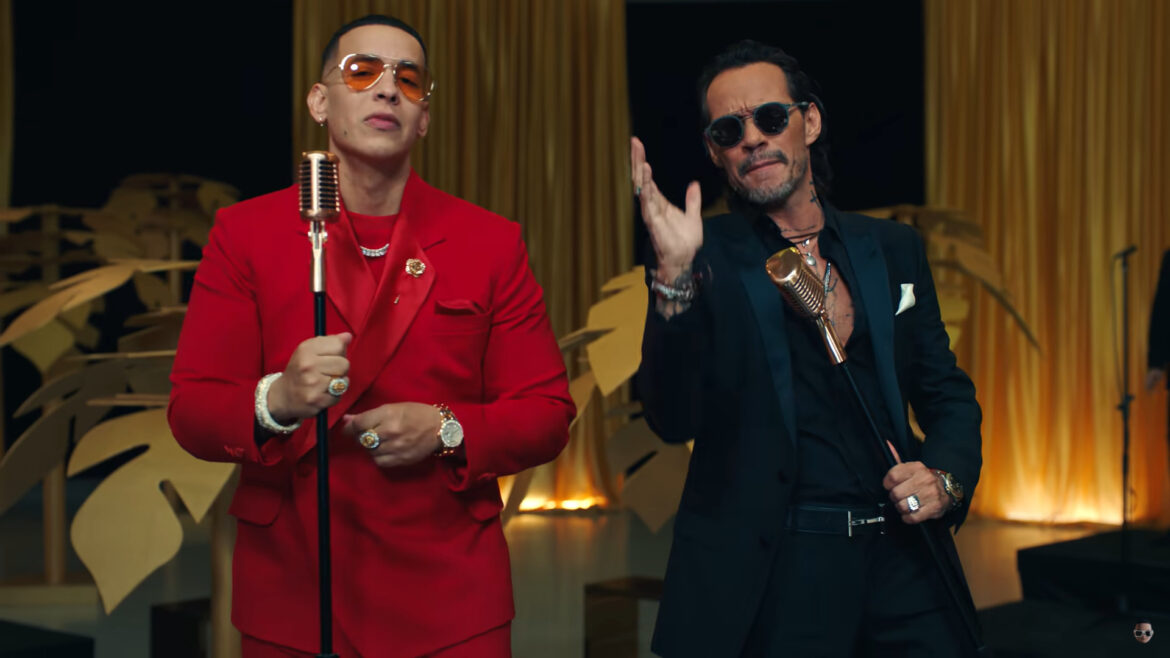 Daddy Yankee Ft. Marc Anthony