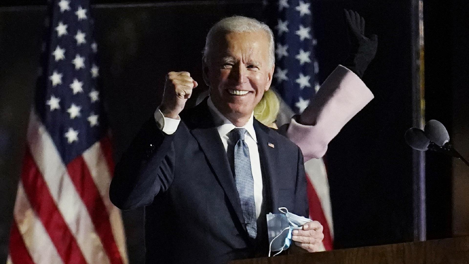 Joe Biden es el presidente electo de EEUU tras imponerse en Pennsylvania y superar los 270 votos electorales