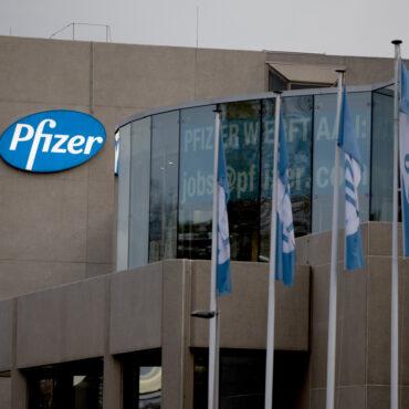 Pfitzer vaccine