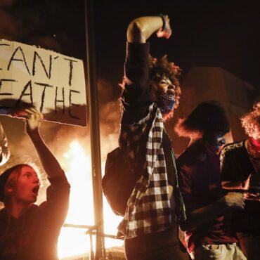 Minneapolis Protest
