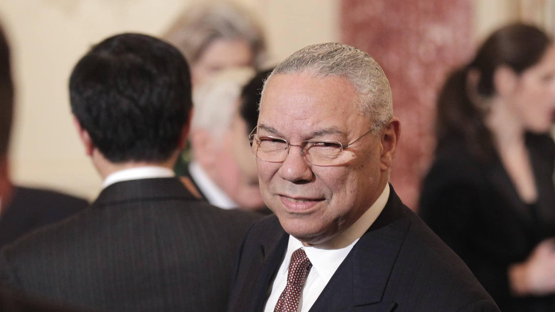 Colin Powell, el primer secretario de Estado negro de EEUU, muere por complicaciones con el covid-19
