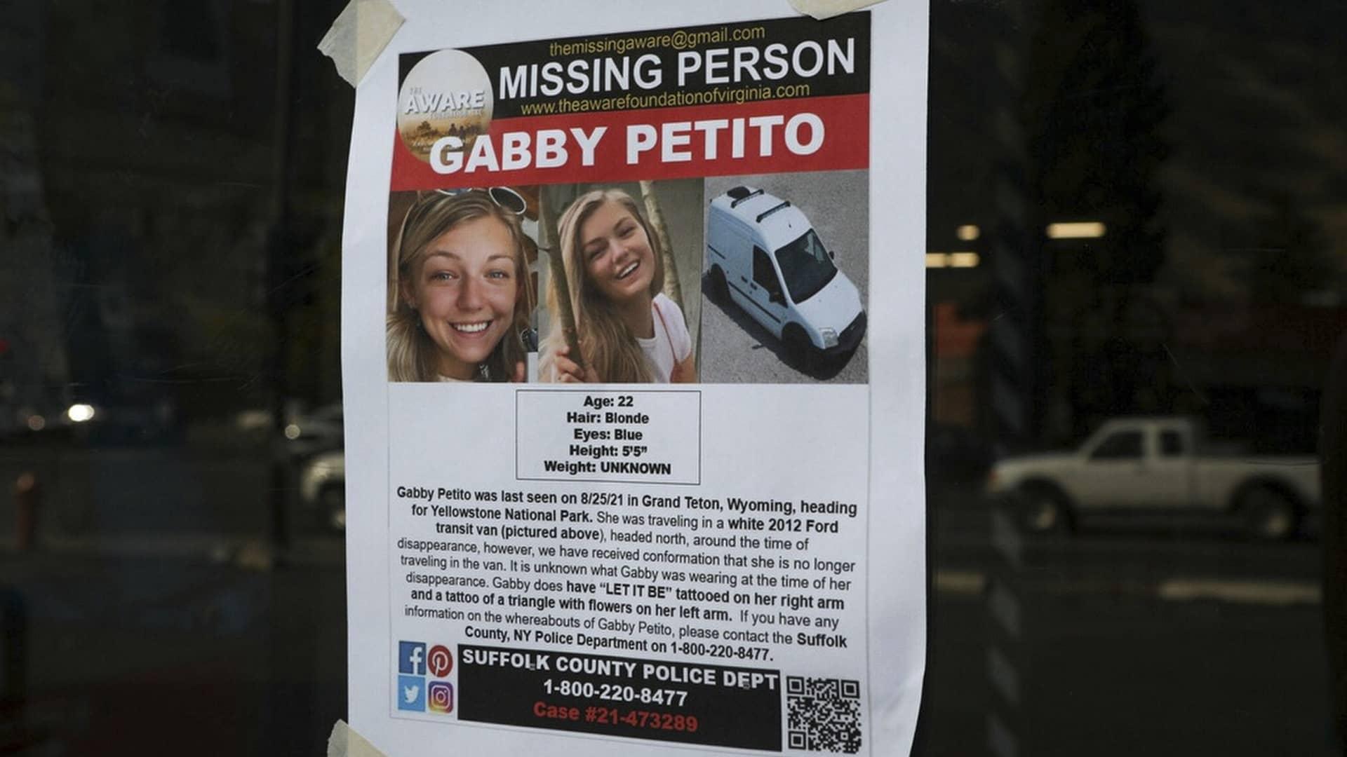 Es muy probable que los aparentes restos encontrados en un parque de Florida sean de Brian Laundrie, dice abogado de la familia